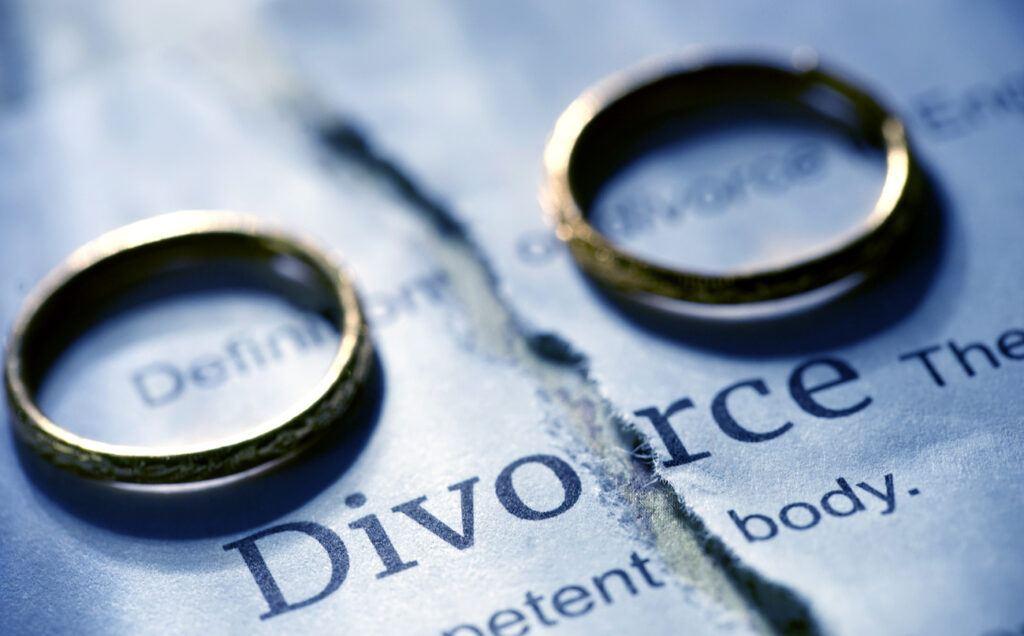 Divorce in CT